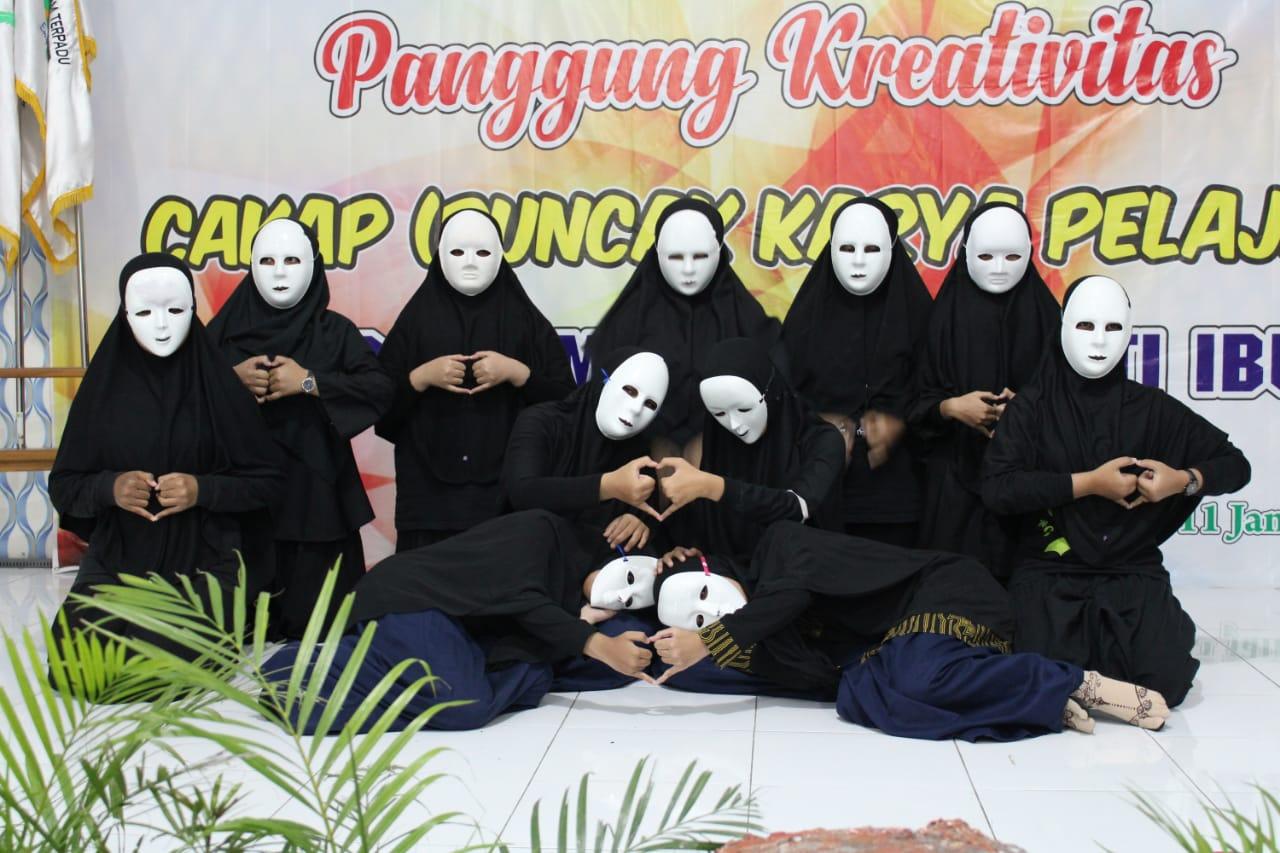 PANGGUNG KREATIVITAS  (CAKAP) PUNCAK KARYA PELAJAR